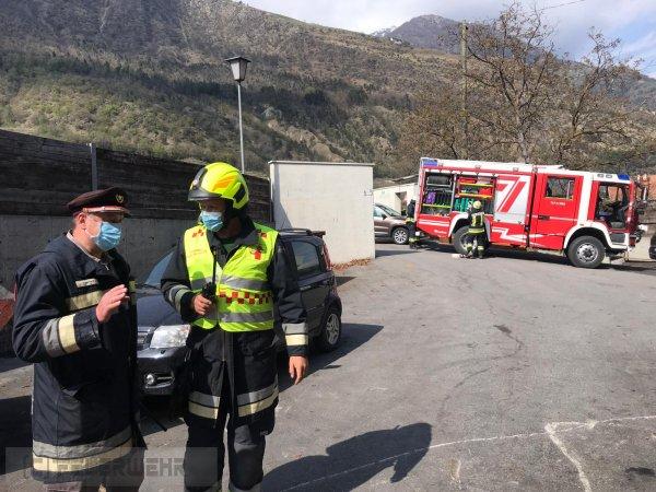 Brandeinsatz vom 27.04.2021  |  (C) Feuerwehr Tschars (2021)