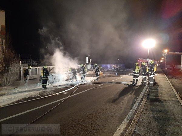 Brandeinsatz vom 21.02.2020  |  (C) Feuerwehr Tschars (2020)